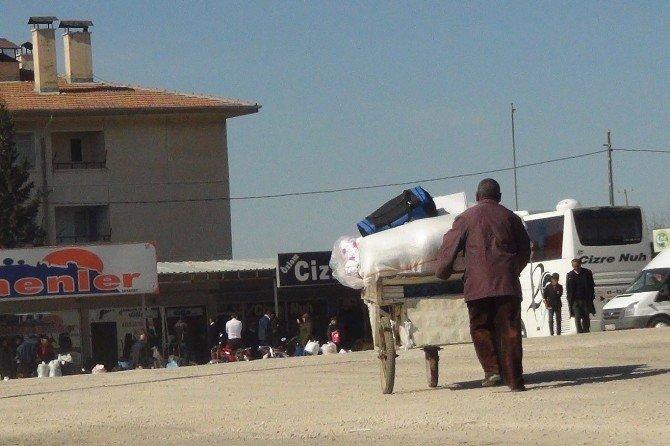 Nusaybin'de Göç Sürüyor