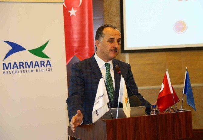 Üçüncü Bölgesel Belediye Başkanları Çalıştayı Düzenlendi
