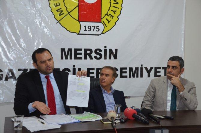 Mersin İdmanyurdu'nda eski başkan Kahramanlı'ya şok suçlama