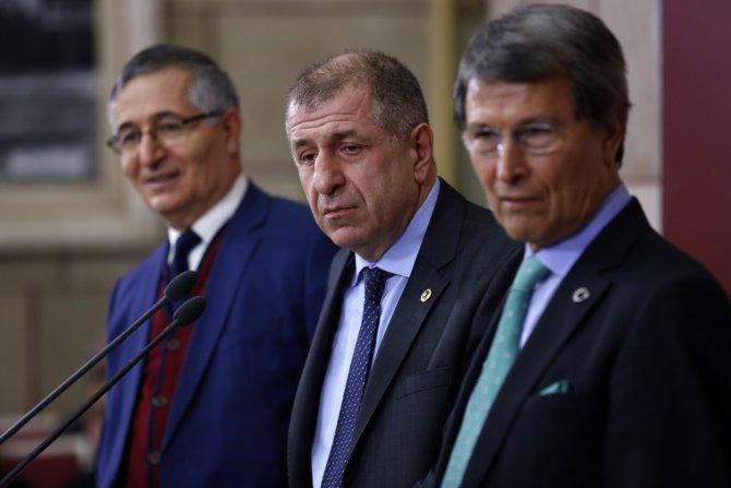 Özdağ: Genel Başkanımız, Türkiye için istediği demokrasiyi MHP'de uygulamalı