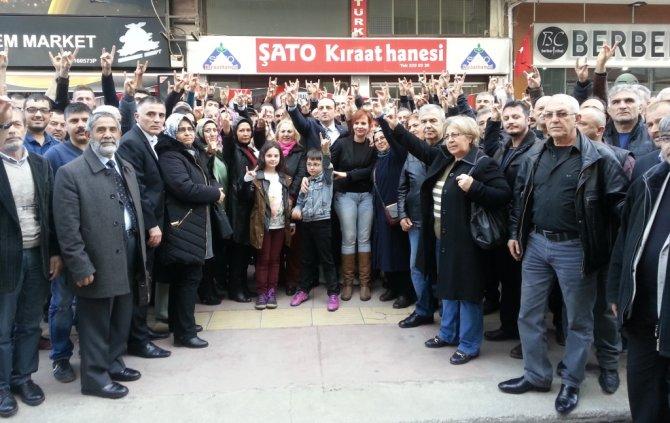 Görevden alınan MHP'li Başkan: Kimse bizden geri adım atmamızı beklemesin