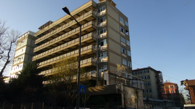 Mimarlar Odası'ndan Bakırköy Doğumevi arazisinin satışına tepki