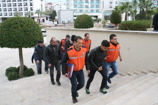 Marmaris'te 19 Mülteci Yakalandı