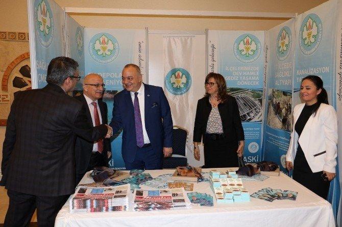 Manisa Büyükşehir Belediyesine İki Büyük Ödül