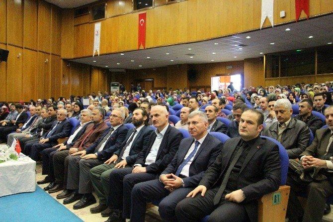 """Vali Şahin: """"28 Şubat Olsaydı Cezaevine Atılırdık"""""""