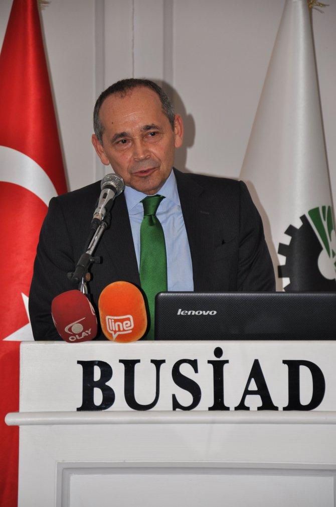 OSD Başkanı Önen: Otomotivde 800 milyon poundluk yatırımı Slovakya'ya kaptırdık