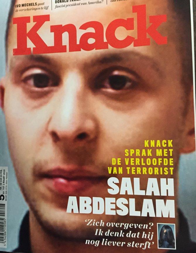 Salah Abdeslam'ın nişanlısı konuştu: Teslim olmaktansa ölmeyi tercih eder