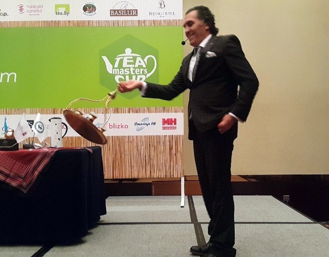 Türk Çayını Dünyaya Böyle Tanıttı
