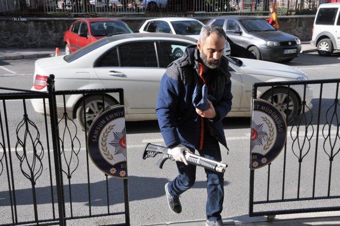Samsun'da çek senet operasyonu: 19 gözaltı