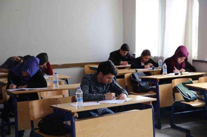 Haliliye Belediyesi'nden 5 Bin 500 Öğrenciye Deneme Sınavı