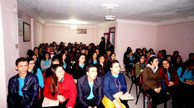 Lise Öğrencilerine 'İş Sağlığı Ve Güvenliği' Semineri