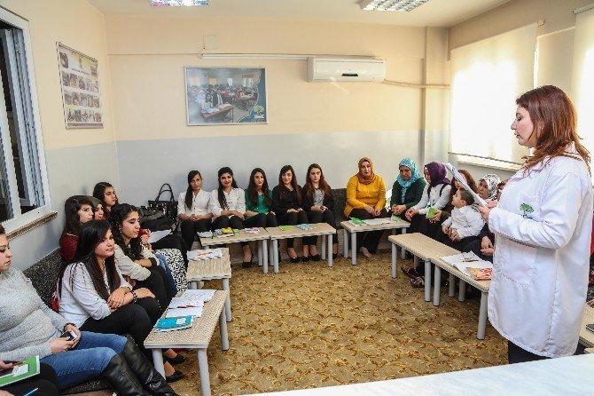 Şehitkamil'de 'Hasta Kabul Kursu' Açıldı