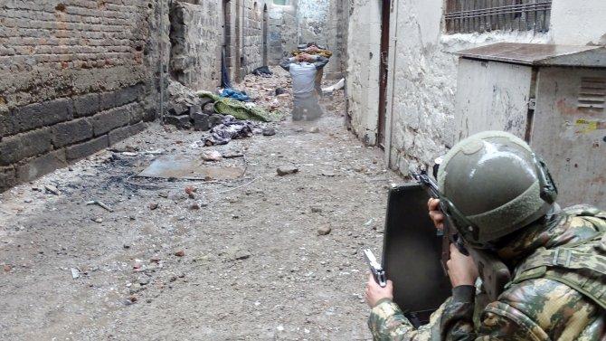 Genelkurmay, Sur'daki operasyon görüntüsünü paylaştı