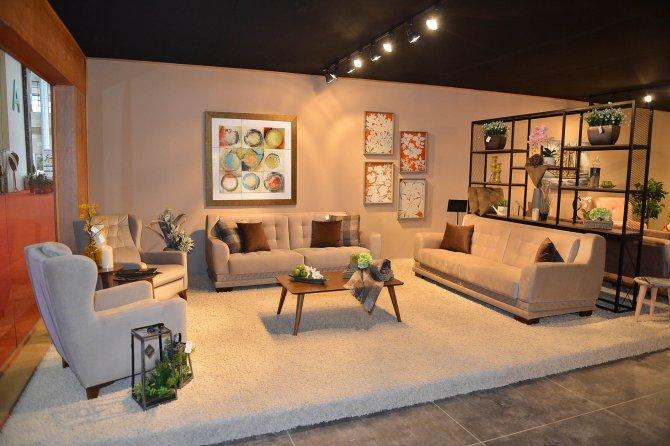 Yeni trend mobilyalar MODEKO'da vizyona çıktı