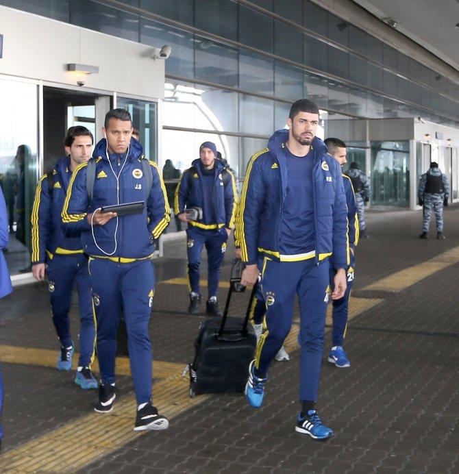 Fenerbahçe, Moskova'ya indi