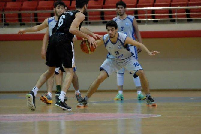 ÜNİLİG 2. tur maçları Samsun'da yapılıyor