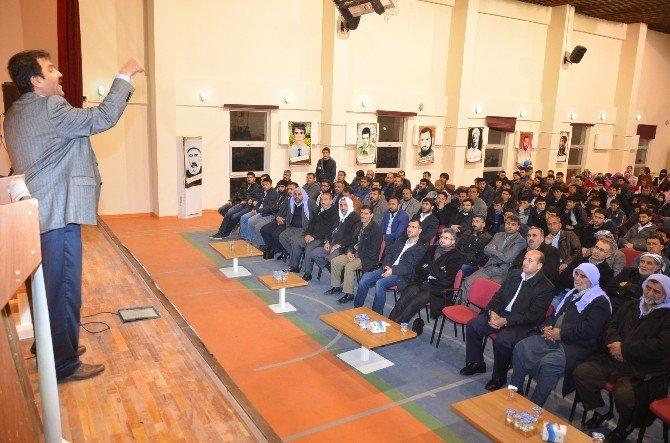Viranşehir De İslam Şehitlerini Anma Programı Düzenlendi