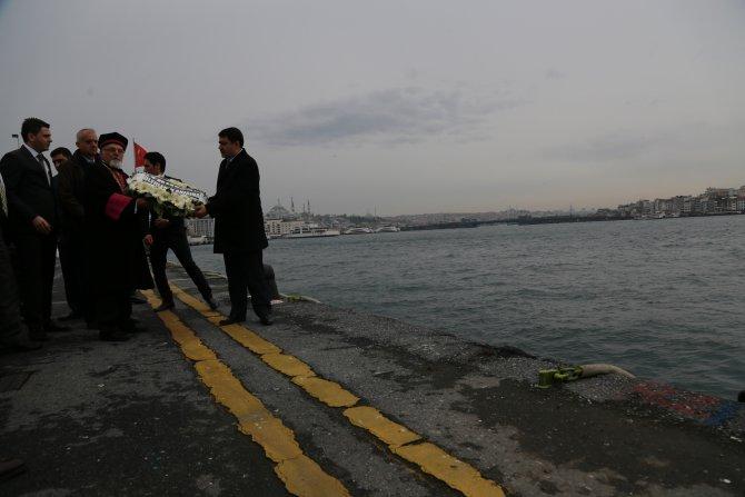 Karadeniz'de can veren 768 Museviye anma