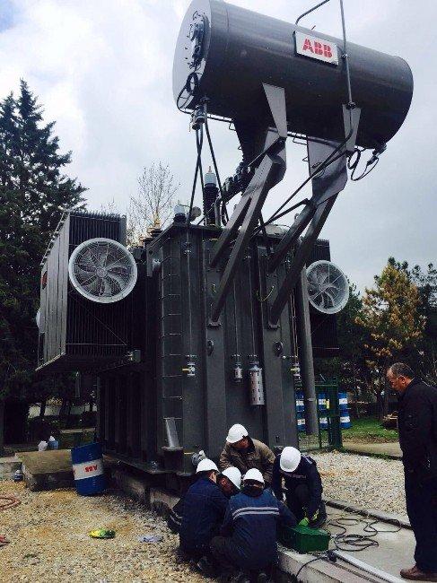 UEDAŞ, Yalova Trafo Merkezinin Güç Kapasitesini Arttırdı