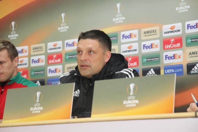 Lokomotiv Moskova Teknik Direktörü: Yarın farklı bir Lokomotiv göreceksiniz