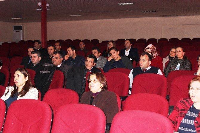 Iğdır'da Danışman Öğretmen Eğitim Semineri