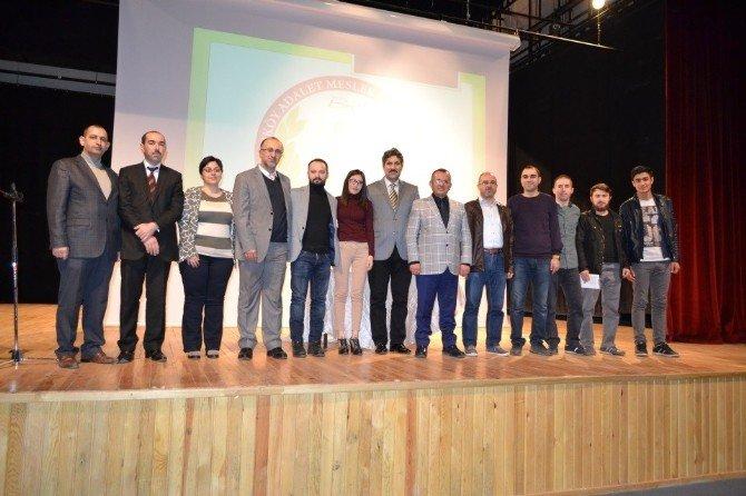 """Yerköy Adalet Meslek Yüksekokulu'nda """"İslam'da Adalet Anlayışı"""" Konferansı Verildi"""