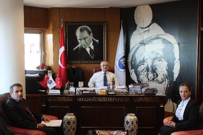Zonguldak SGK'dan TTK'ya Ziyaret