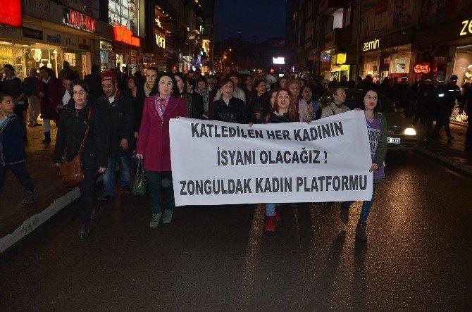 Kadın Platformundan Necla Sağlam'ın Öldürülmesine Tepki