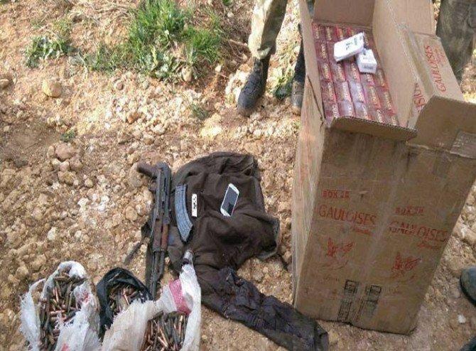Mürşitpınar'da PKK/pyd Terör Örgütü Üyeleri İle Çatışma