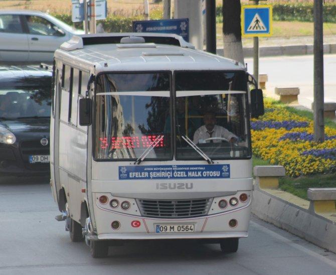 Şoförler 65 yaş üstü yolcuların ücretlerinin ödenmesini istiyor