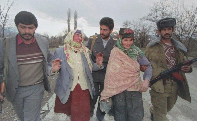 Hocalı katliamının esir tanığı: Annelerinin yanında çocukların derisini yüzdüler