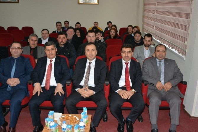 Bafra'da Uygulamalı Girişimcilik Kursu