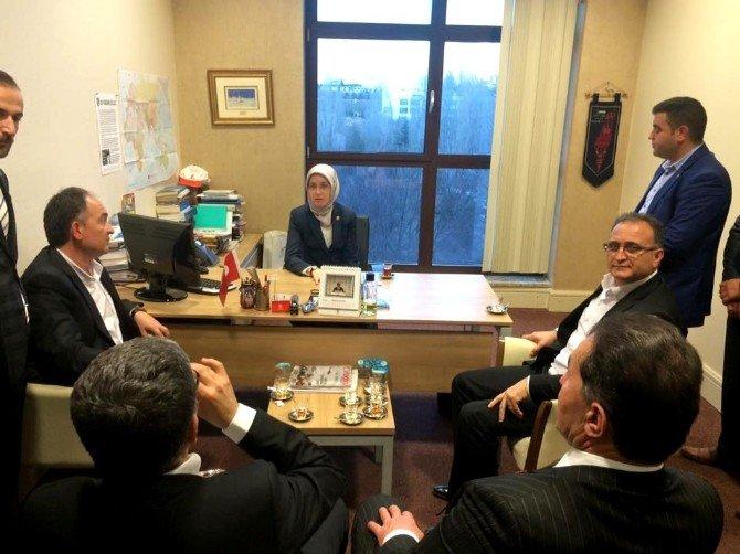 Edremit Teşkilatının Ankara Çıkarması