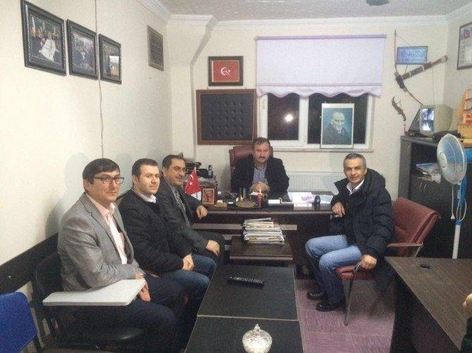 Gıda Tarım Ve Hayvancılık Müdürü Abdulsettar Bayram'dan Kurs Ziyareti