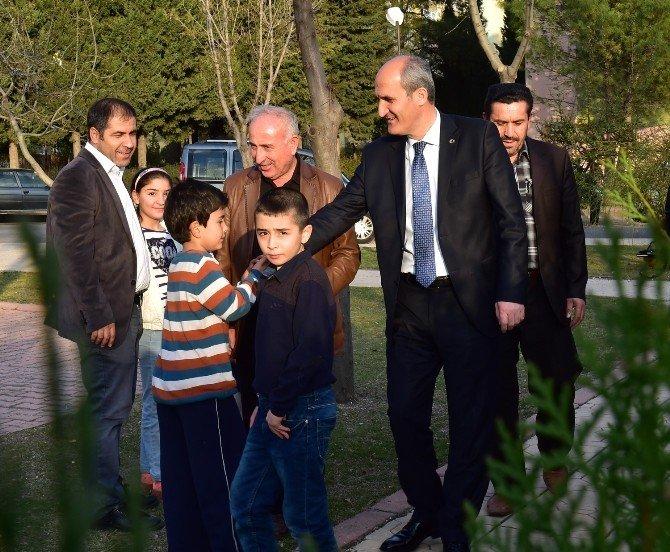 """Başkan Okay: """"Doğukent Dulkadiroğlu'nun Gözdesi Olacak"""""""