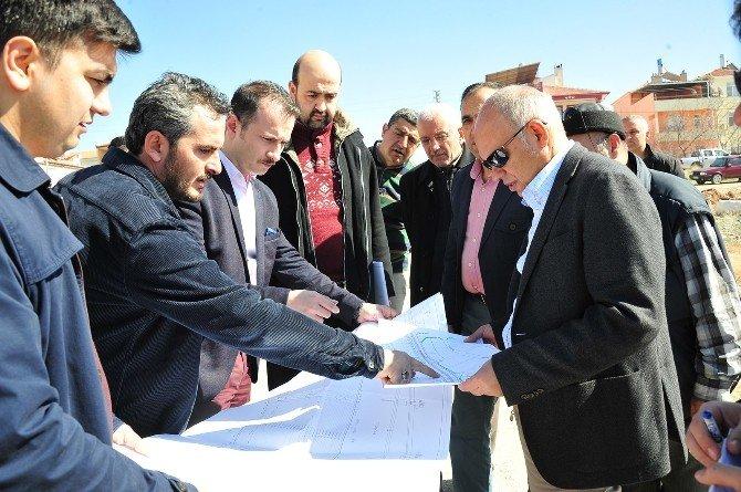 Karaman'da Köprülü Kavşak Çalışması