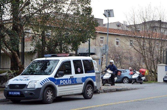 Boğaziçi Üniversitesi'nde Şüpheli Araç Paniği