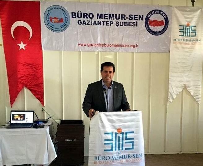 Gaziantep'te Vergi Haftası Kutlaması