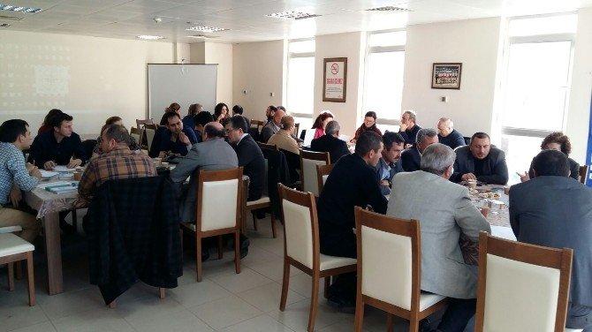 Bursa'nın Çevre Haritası Çıkarılıyor