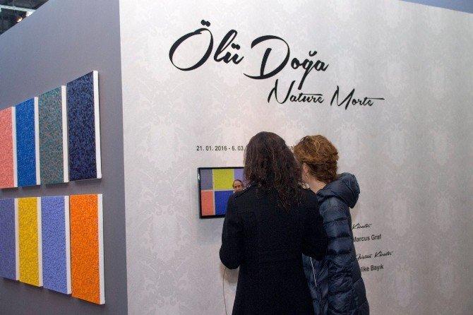 Plato Sanat'ın 'Ölü Doğa Sergisi' Açıldı