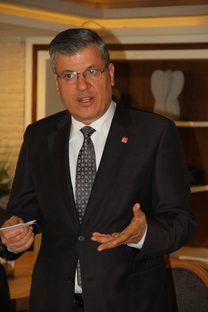 CHP İl Başkanı Barut, MHP'li Sözlü için konuştu: Siyasi linçlere karşıyız