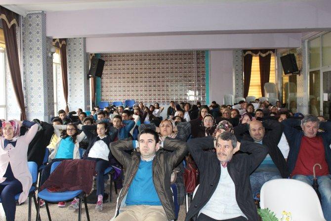 'Kas iskelet sistemi hastalıkları ve korunma yöntemleri' konferansı