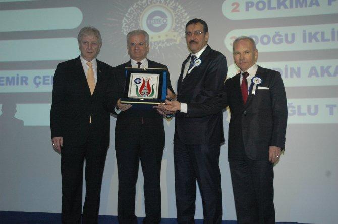 EBSO başarılı sanayicileri ödüllendirdi