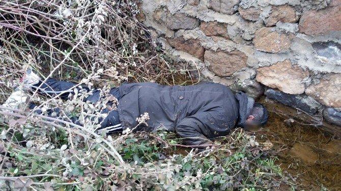 Elazığ'da 4 Gün Önce Kayıp Olan Şahıs Ölü Bulundu