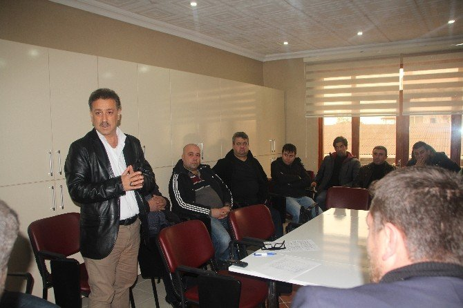 Bilecik 2. Amatör Futbol Ligi Bilgilendirme Toplantısı Yapıldı