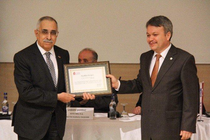 Eskişehir'in Vergi Rekortmenlerine Ödül