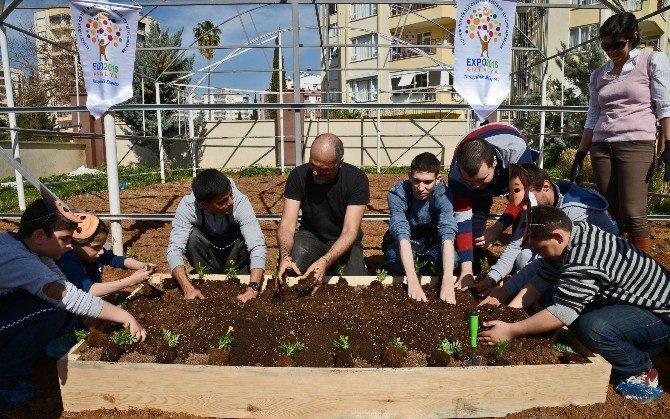EXPO 2016'dan Çocuklara Toprağı Sevdirecek Proje