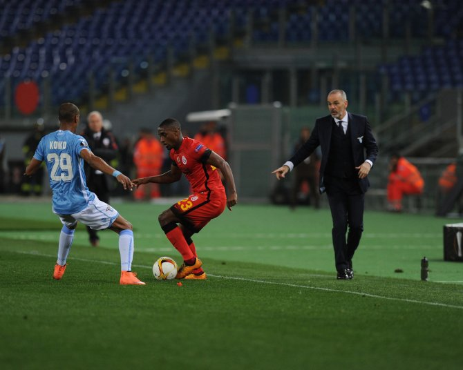 Lazio: 3 - Galatasaray: 1