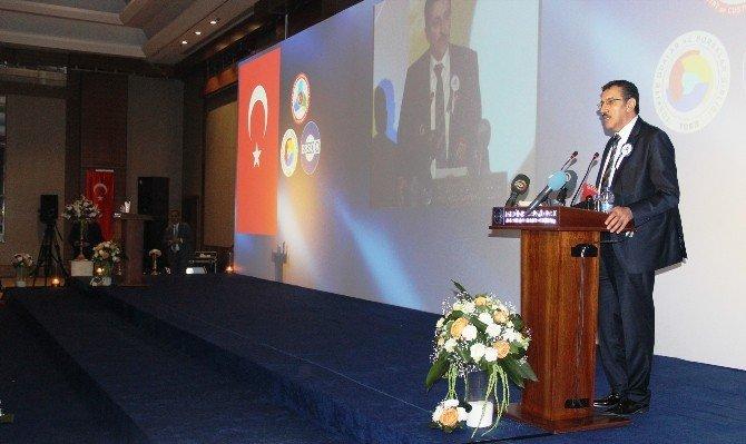 Ebso Başarılı Sanayi Kuruluşları Ödül Töreni