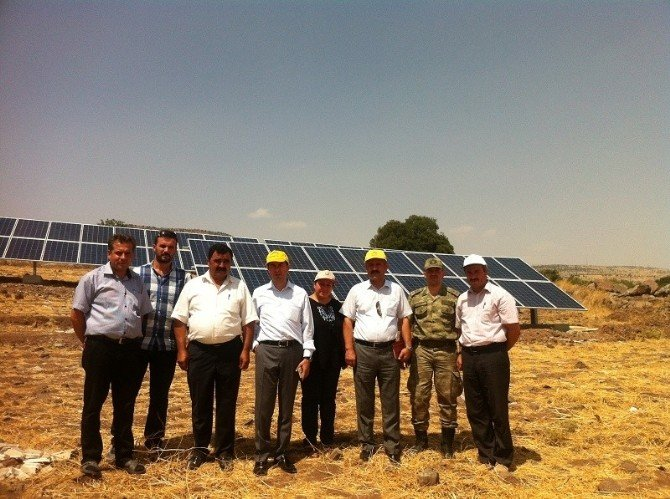 Çiftçiye Güneş Enerjisi İle Sulama Desteği